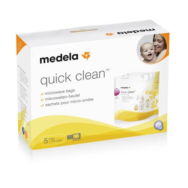 Medela dezinfekčné vrecká Quick Clean
